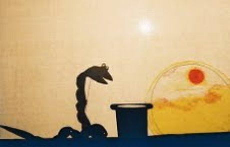 תיאטרון בובות וצלליות – האתר של גינת