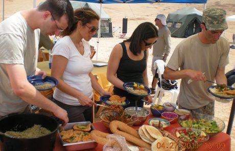 מושטח – טיילות שטח חינוכית, מזון ופתרונות לוגיסטיים לטיולים ושטח